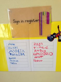 Self registration for my class