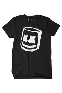 545345ae1 Mellogang T-Shirts. Logo is printed using a raised 3D puff ink 100% Cotton  Made in Mexico Printed in the U.S.A. Official Marshmello Merch.