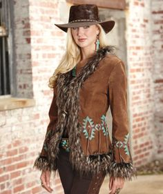 One of my favorite Patricia Wolf jackets!