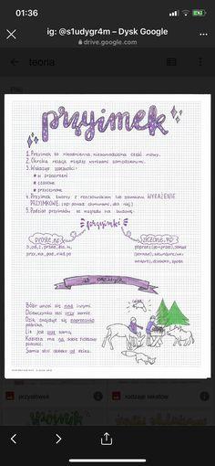 School Motivation, Study Notes, Bujo, Back To School, Science, Writing, Poland, Paper, Polish