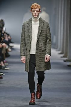 LOOK | 2015-16 FW MILAN MEN'S COLLECTION | NEIL BARRETT | COLLECTION | WWD JAPAN.COM