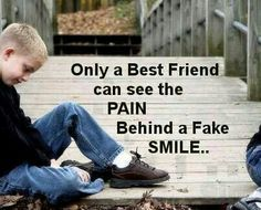 Only a best friend