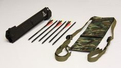Compact Folding Survival Hunting Bow for Backpacks Bug-out or grab-bag – Survival Archery Systems