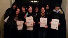 Diese Ladies dürfen mit stolz von sich behaupten dass sie heute die ersten Anwärter  sind die unsere Prüfung geschafft haben. Herzlich Willkommen bei den Illuminaten :-)