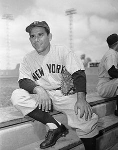Happy 89th Birthday to this Yankee legend, Yogi Berra!