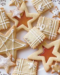 Holiday cookie recipes from Food & Wine