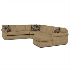 Broyhill broyhill veronica upholstered raf chaise for Broyhill chaise lounge cushions