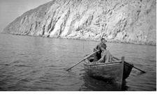pescatori a ikaria 1935  archivi fotografici benaki museum
