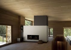"""CJWHO ™ (Restoration of the house """"El Bosquet"""", Spain by...)"""