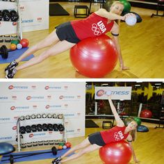 Olympic Beach Volleyball Star Kerri Walsh's Total-Body Workout