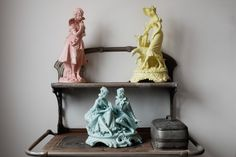 """""""SAME BUT DIFFERENT"""" COLLECTION / unusual figures for your home"""