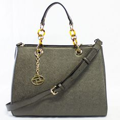 Manhattan Structured Satchel   Handbag Heaven   Discount Handbags & Purses - if you like Michael Kors bags... here's one just like them for a lot less!