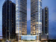A render of One River Point by KAR Properties