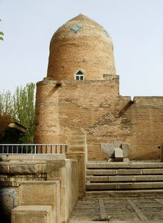 Tomb of Esther and Mordecai, Hamadan, Iran.