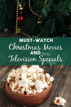 We've gathered some of our favorite Christmas Movie & TV Specials for the Whole Family on this printable checklist. Use it as a place to start so you don't forget about Rudolph, Frosty, Buddy the Elf, or all of the other must-watch Christmas classics before it's too late! Don't miss the free printable checklists, too! #Christmas #movies #family