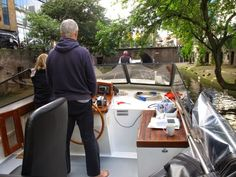 Waterway Wanderer: Netherlands Waterway cruise - Utrecht - Oudegracht