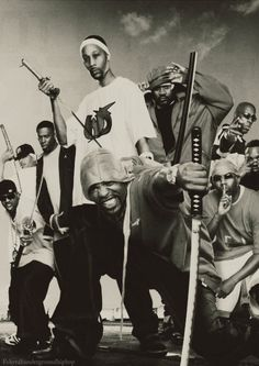 The Wu-Tang-Clan ain't nothin' to fuck with