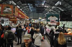 St Lawrence Market, Toronto  #ST Lawrence Market #MLI #ESL #LearnEnglish #Canada #ON #Homestay #StudyinCanada