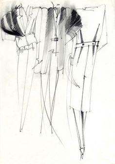 Fondazione Gianfranco Ferré / Collezioni / Donna / Prêt-à-Porter / 1979 / Autunno / Inverno