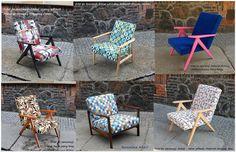 Fotel fotele lata 60 70 80 PRL po renowacji, różne (4421227775) - Allegro.pl - Więcej niż aukcje.
