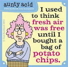 aunty acid cartoons - Bing Images