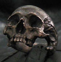 Sterling Silver Mens Ring Skull Ring Biker Masonic Rock Handmade Jewelry 925 | eBay visit us on canawan.com