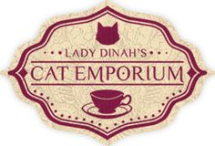 London is officially getting its very own cat cafe, Lady Dinah's Cat Emporium. Hoping LA is next!