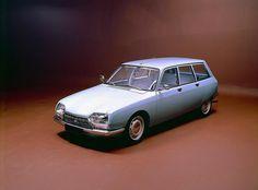Citroën GS Break #classic #cars #citroen