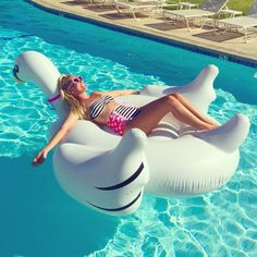 Sunbathing on Sweetie 💗💦👙 Outdoor Decor, Swimwear, Summer, Instagram, Bathing Suits, Swimsuits, Summer Time, Costumes, Swimsuit