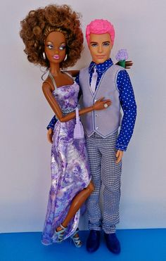 disco & dating fun ken by Laila X, via Flickr