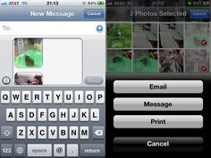 Mastering iMessages On Your iPhone: Send Batches Of Photos To Your Friends [iOS Tips]