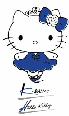K-Ballet x Hello Kitty Hello Kitty Art, Hello Kitty Themes, Hello Kitty Imagenes, Hello Kitty Pictures, Hello Kitty Wallpaper, Kawaii Stickers, Sanrio Hello Kitty, Picts, Snoopy