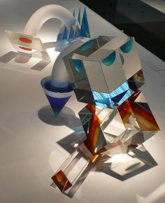 25 Interesting Glass Art and Sculpture Design - Desizn Tech #glassart #sculpture