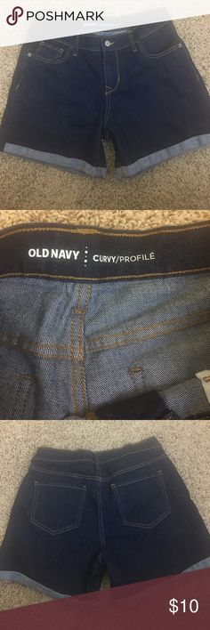 Old Navy Denim Shorts Denim Blue Old Navy Shorts Old Navy Shorts