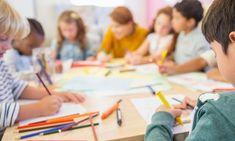 Los niños cada vez tienen más dificultades para sostener bolígrafos y lápices debido al uso excesivo de la tecnología