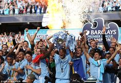 It's about time MCFC won the league - today is a very happy day :-)
