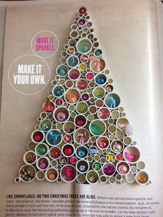Cute idea for an advent calendar