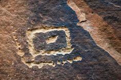Anasazi by Kristen Wood, via Behance