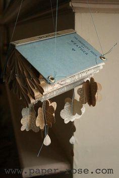 Book Sculpture Decoration Workshop