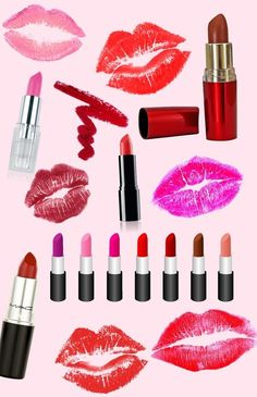 Lipstick discovered by B.S.B. on We Heart It