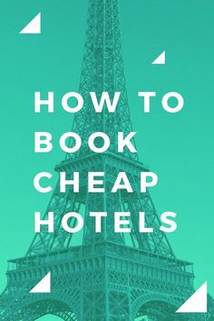 How to Book the Cheapest Hotels in 2019 (Access Massive Hotel Discounts for Free!) If you're wondering how to get hotel discounts this is our best travel tip: click through to read our hacks for getting cheap hotels every single time. Travel Articles, Travel Tips, Travel Ideas, Budget Travel, Hotels And Resorts, Best Hotels, Travel Pictures, Travel Photos, Book Cheap Hotels