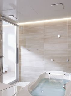BADW-1620TACZ+H(C)RC Changing Room, Wet Rooms, Japanese House, Amazing Bathrooms, Modern Interior Design, Ideal Home, Toilet, House Plans, Kitchen