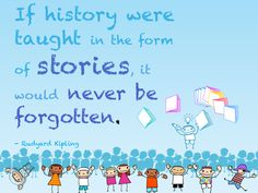 The strength of stories