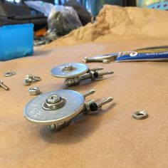 Easy DIY Nuts and Bolts Star Trek Enterprise