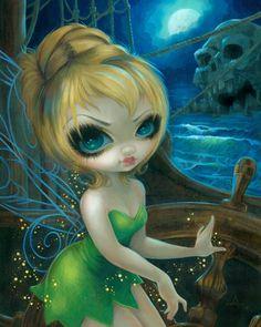 Image from https://beautifulbizarre.net/wp-content/uploads/2015/06/Jasmine_Becket-Griffith_Disney_beautifulbizarre_006.jpg.