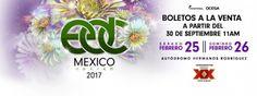 Se anuncia cuarta edición de Festival de música electrónica EDC México 2017 /Por #HYPE #HYPEméxico