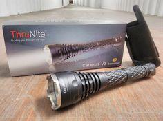 ThruNite Catapult v3 Flashlight #thrunitei #flashlight #gadget #survival #torch