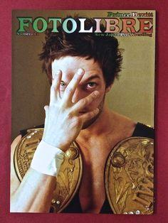 FOTOLIBRE No.14 photo album Prince Devitt Finn Balor NJPW pro wrestling WWE TNA