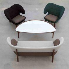 fauteuil Pélican, Finn Juhl - OneCollection - à partir de 4390€