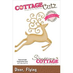 New Cottage Cutz dies available at Crafts U Love! http://www.craftsulove.co.uk/cottagecutz.htm#81